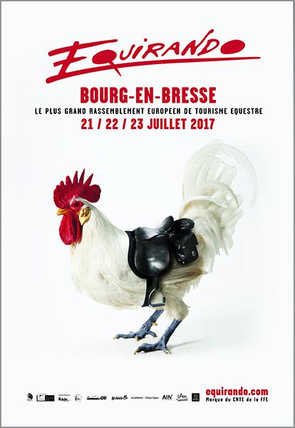 Equirando Bourg-en-Bresse 2017 - Manuel Santos
