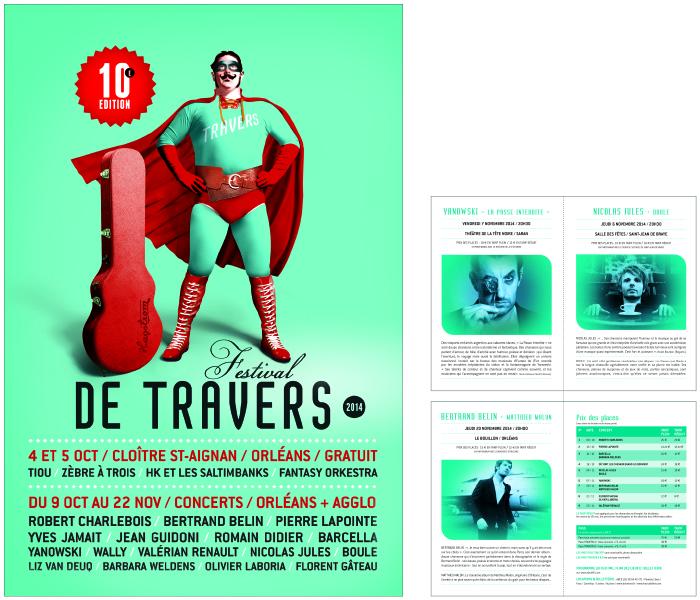 Festival de Travers 2014 Orléans